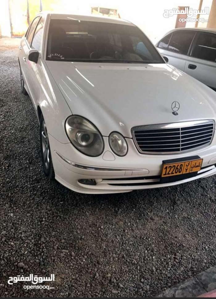 Mercedes Benz E 320 2004 For sale - White color