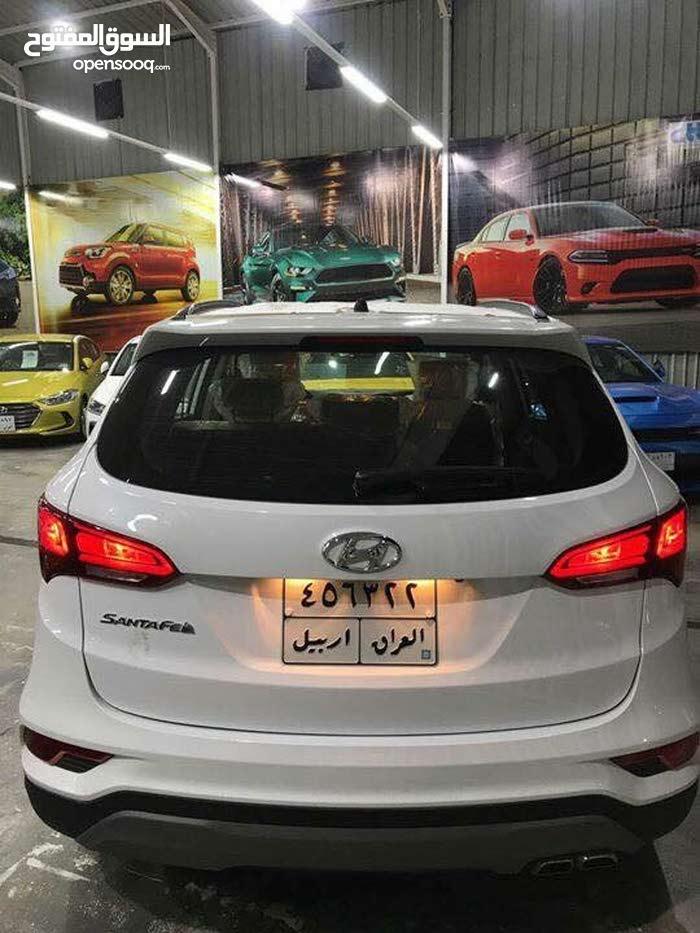 Hyundai Santa Fe for sale in Baghdad