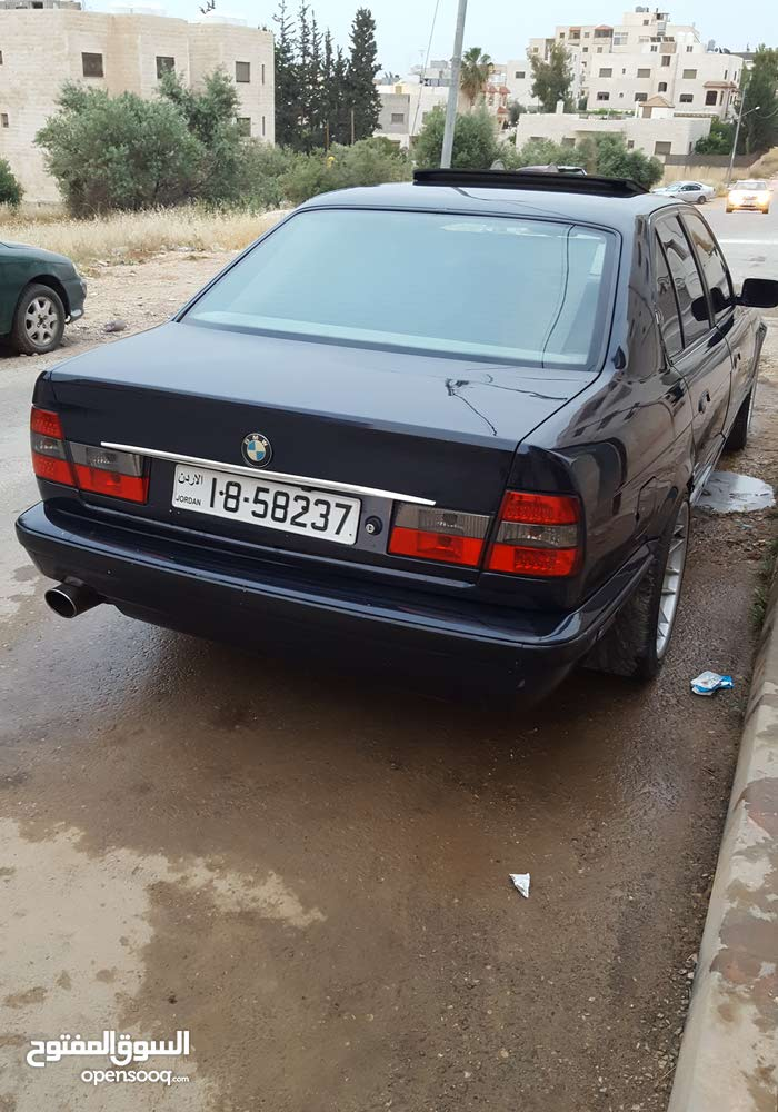 1 - 9,999 km BMW 520 1995 for sale