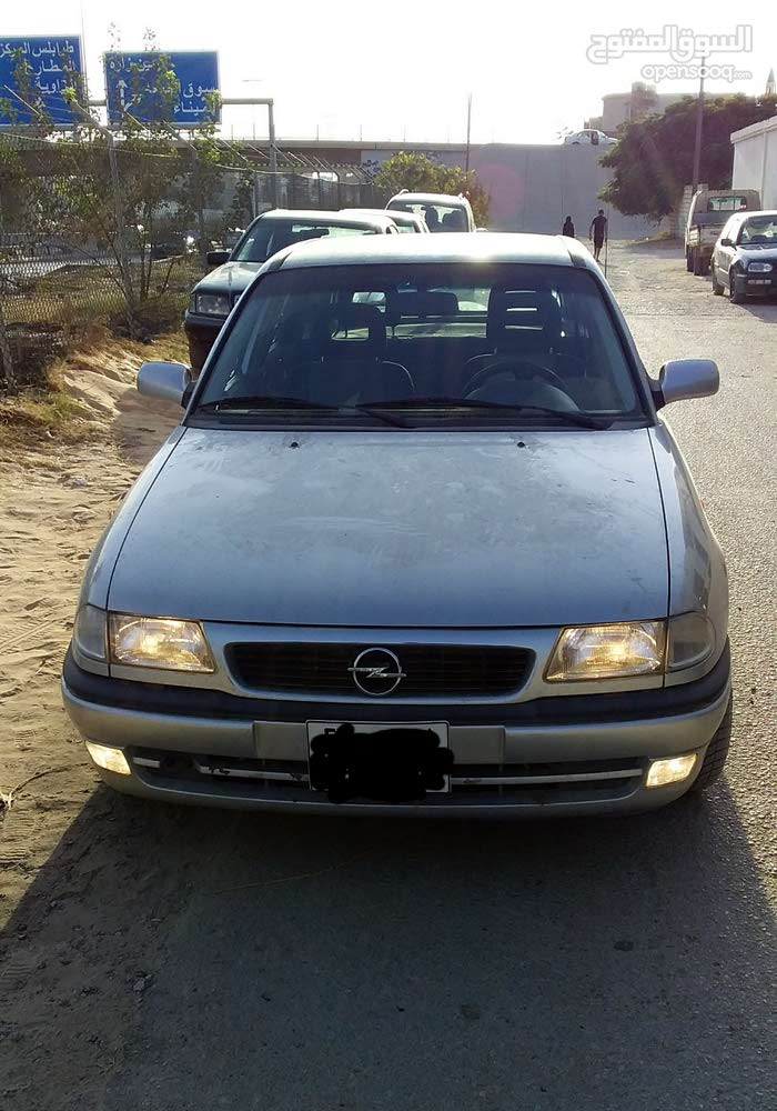 Opel Astra 1999 - Used