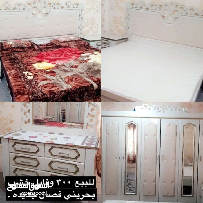 Available for sale in Northern Governorate - Used Bedrooms - Beds