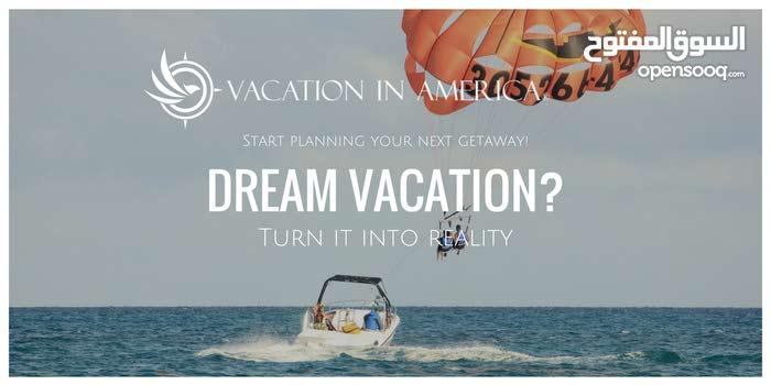 مندوبين مبيعات لشركة سياحة و سفر أمريكية تقدم خدماتها بلغات مختلفة