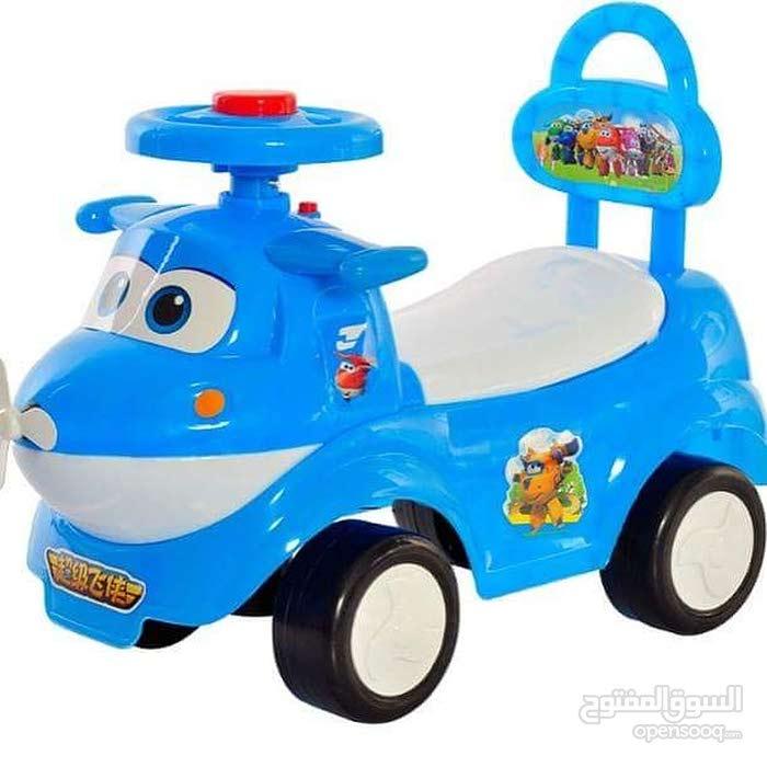 سيارة اطفال