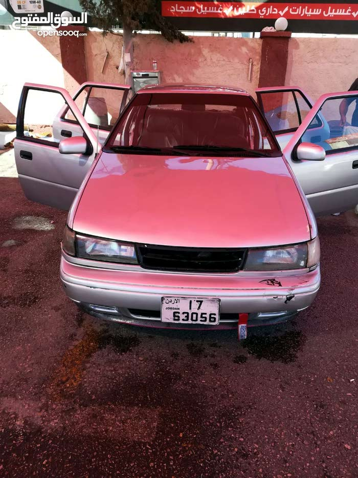 Hyundai Excel car for sale 1994 in Irbid city