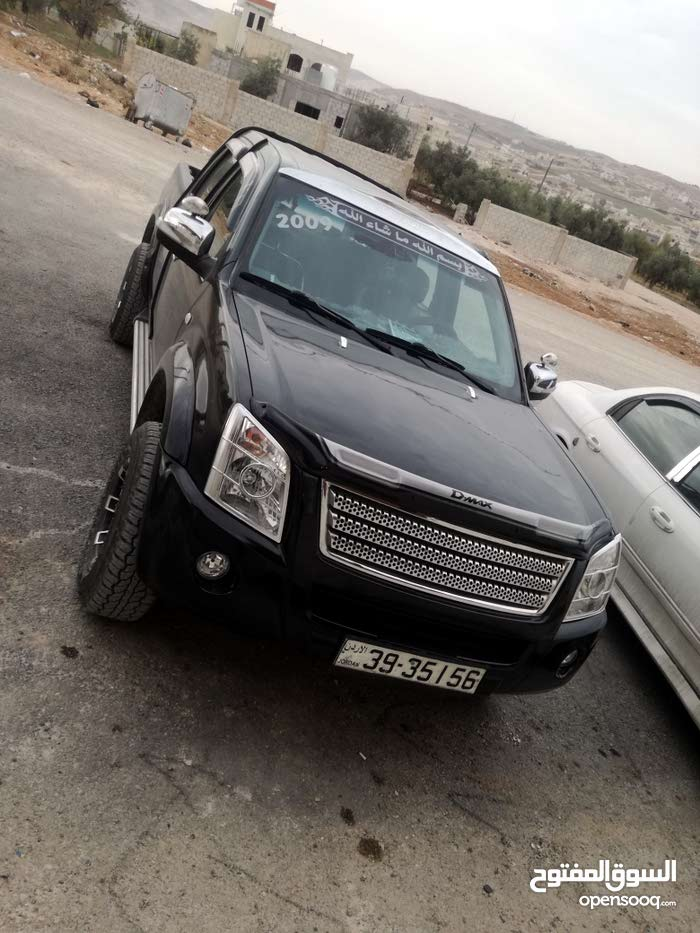 Used 2009 Isuzu D-Max for sale at best price