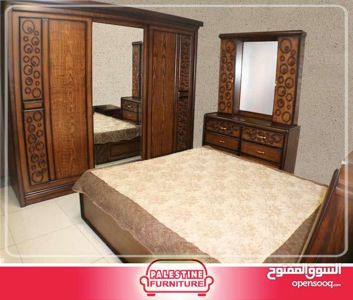 غرفة نوم زان درف سحاب  من 875
