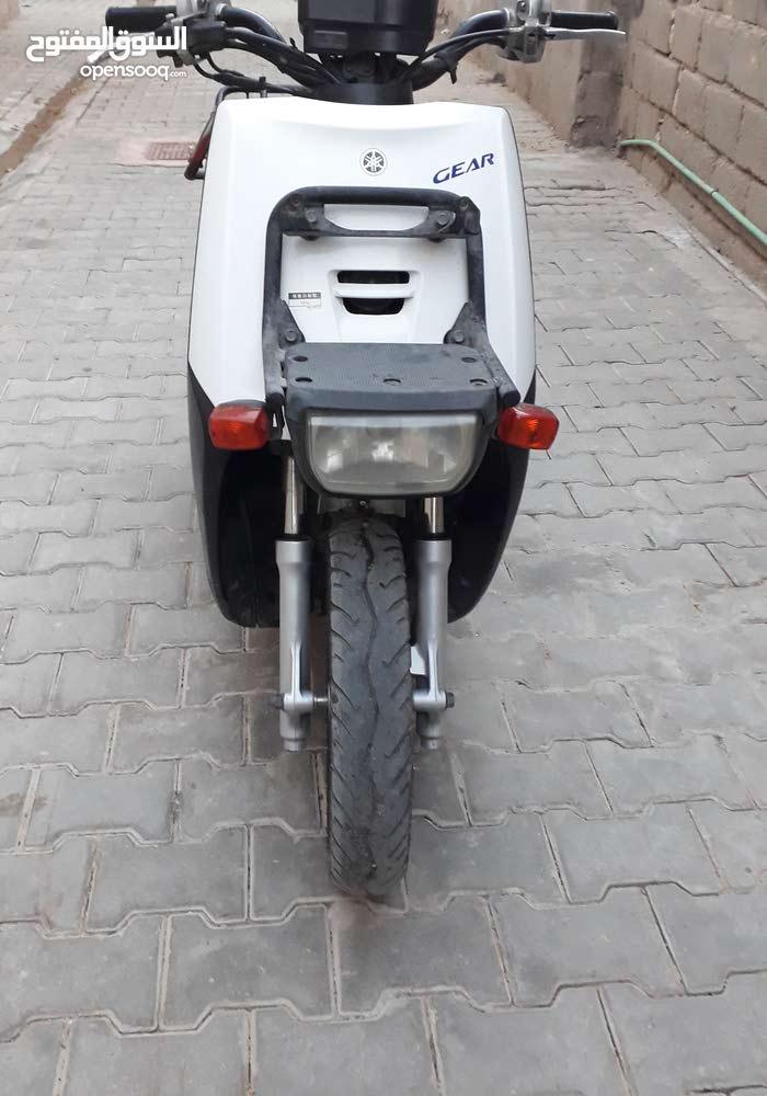 For sale New Yamaha motorbike