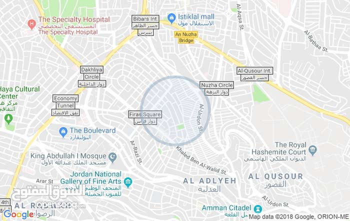 Best property you can find! Apartment for sale in Jabal Al Hussain neighborhood