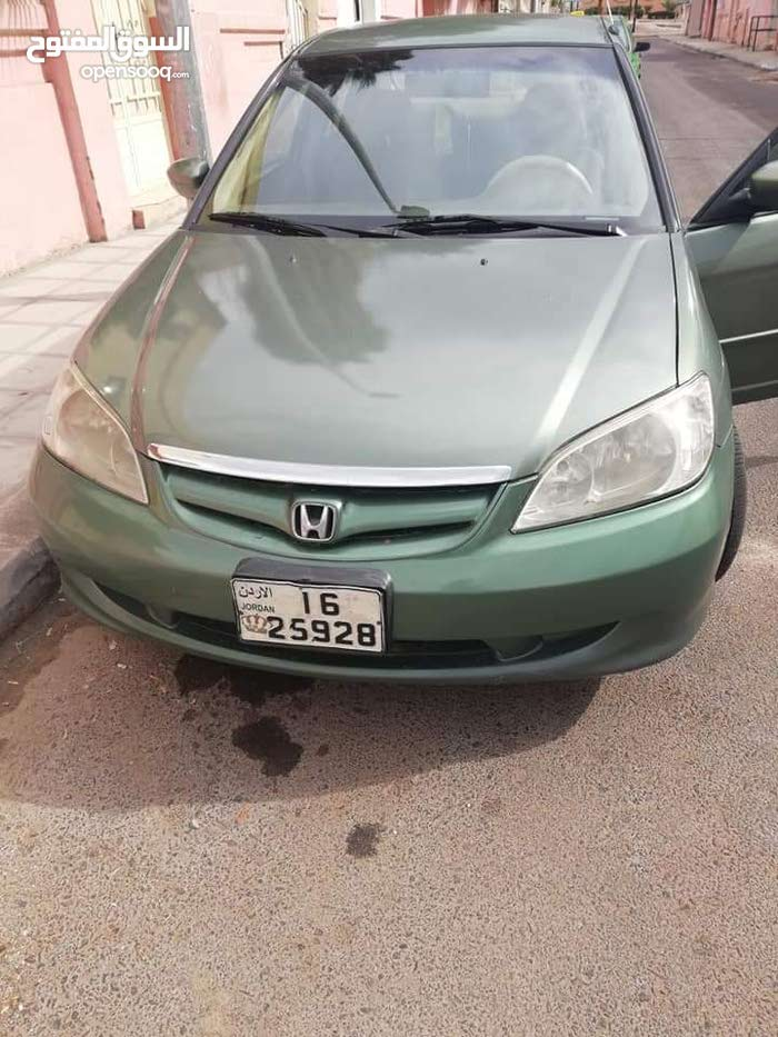 Used condition Honda Civic 2005 with 1 - 9,999 km mileage