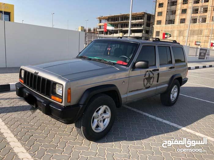jeep Cherokee XJ sport for sale