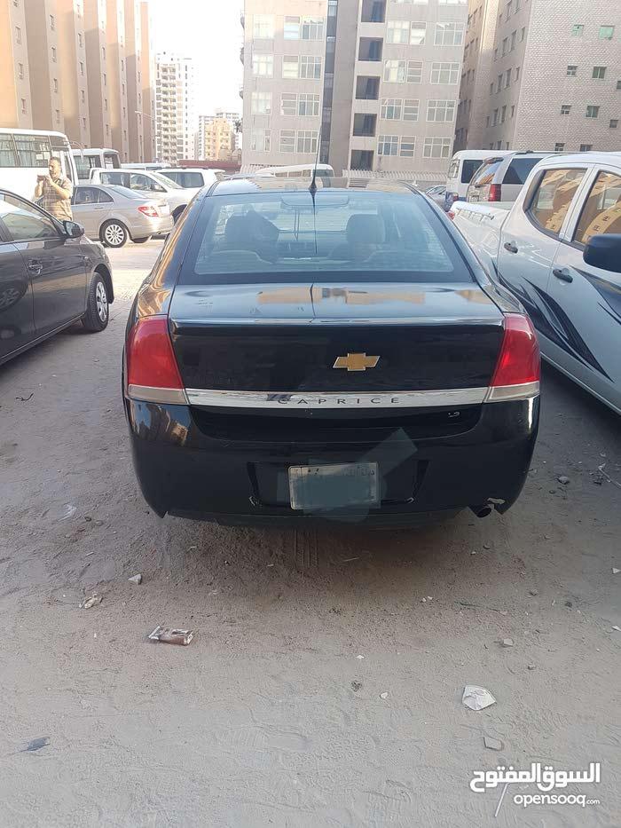 Chevrolet Caprice car for sale 2008 in Al Ahmadi city