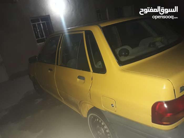 Manual Saab 2011 for sale - Used - Baghdad city