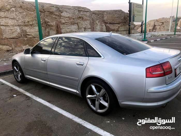 Used Audi A8 in Al Ain