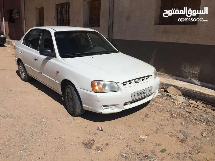 For sale Hyundai Verna car in Tripoli