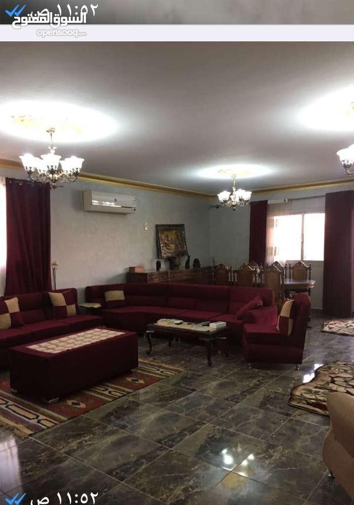 شقة مفروشة للإيجار اليومي خلف شارع لينان بالمهندسين