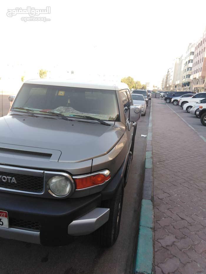 Automatic Used Toyota FJ Cruiser