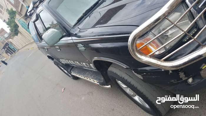 سياره فورنر دبل نظيف للبيع بسعر 2مليون و 500