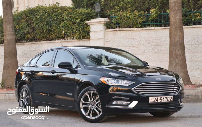 Automatic Black Ford 2017 for sale