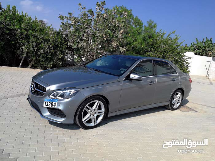 Automatic Mercedes Benz 2014 for sale - Used - Muscat city