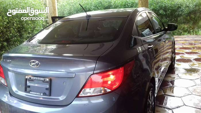0 km Hyundai Accent 2017 for sale