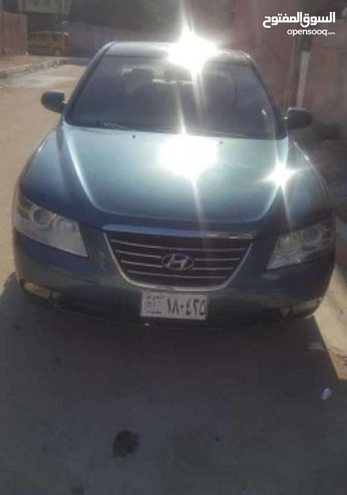 Automatic Blue Hyundai 2007 for sale
