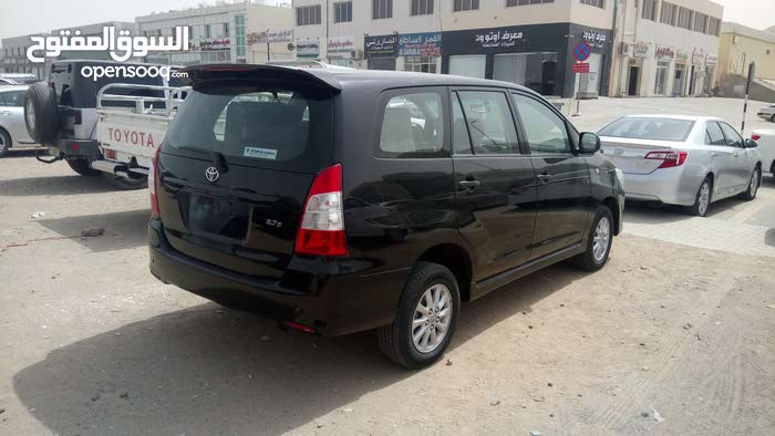 Innova 2014 - Used Automatic transmission
