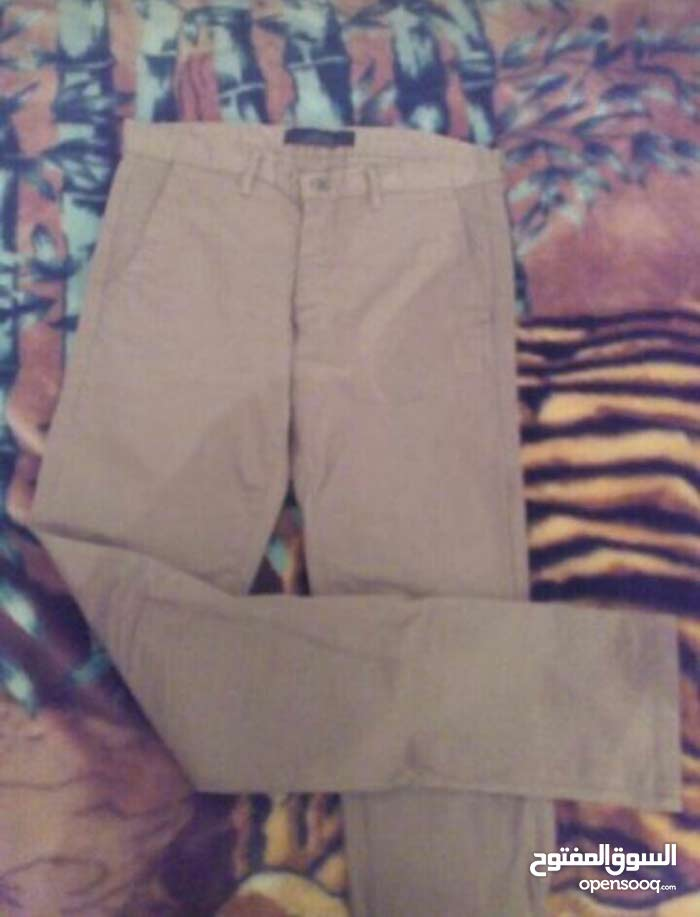 pantallon zara basic