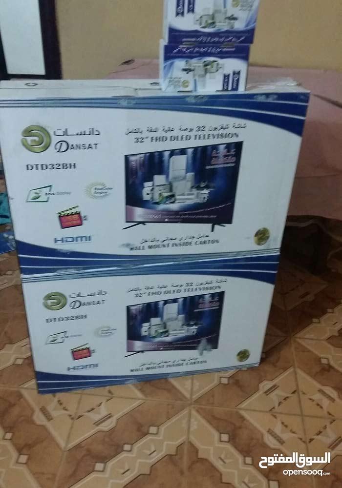 تتوالي عروض شاشات دانسات 32بوصة وارد السعودية الاصلية ورسيفر hd800جنية السعر نها