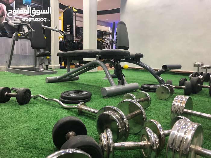 pro gym علي شارع فيصل الرئيسي زات المستوى الرفيع