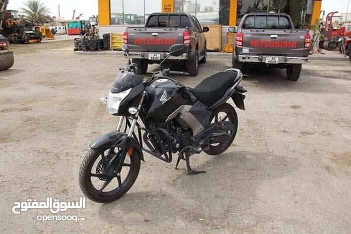 Buy a Used Honda motorbike made in 2016