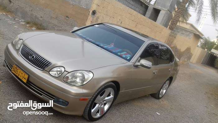 ... Lexus GS Made In 2000 For Sale 89492036 Opensooq