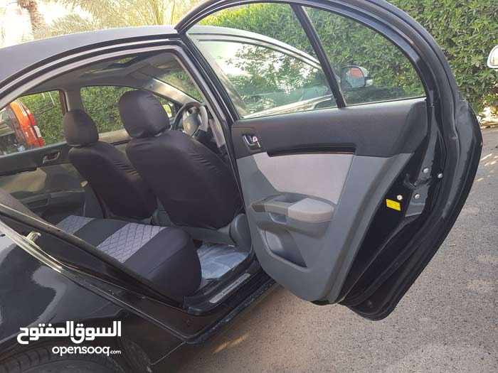 Gasoline Fuel/Power   Geely Emgrand X7 2013