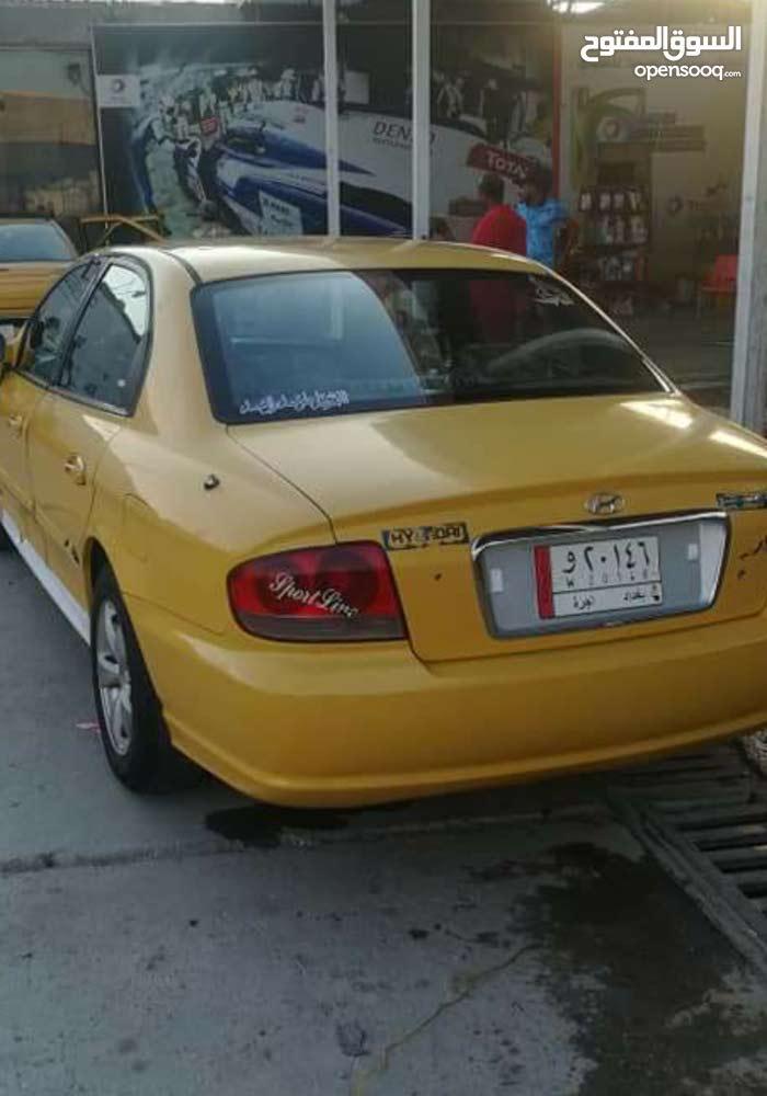 Used condition Hyundai Sonata 2004 with 20,000 - 29,999 km mileage