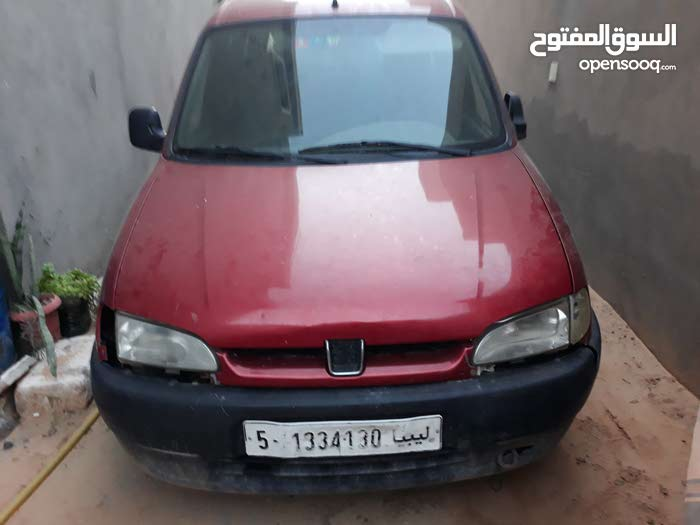 Peugeot Partner car is available for sale, the car is in Used condition