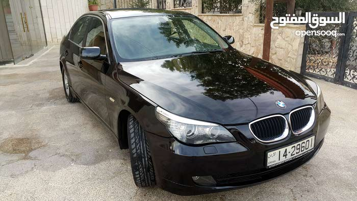 Used condition BMW 520 2008 with 120,000 - 129,999 km mileage
