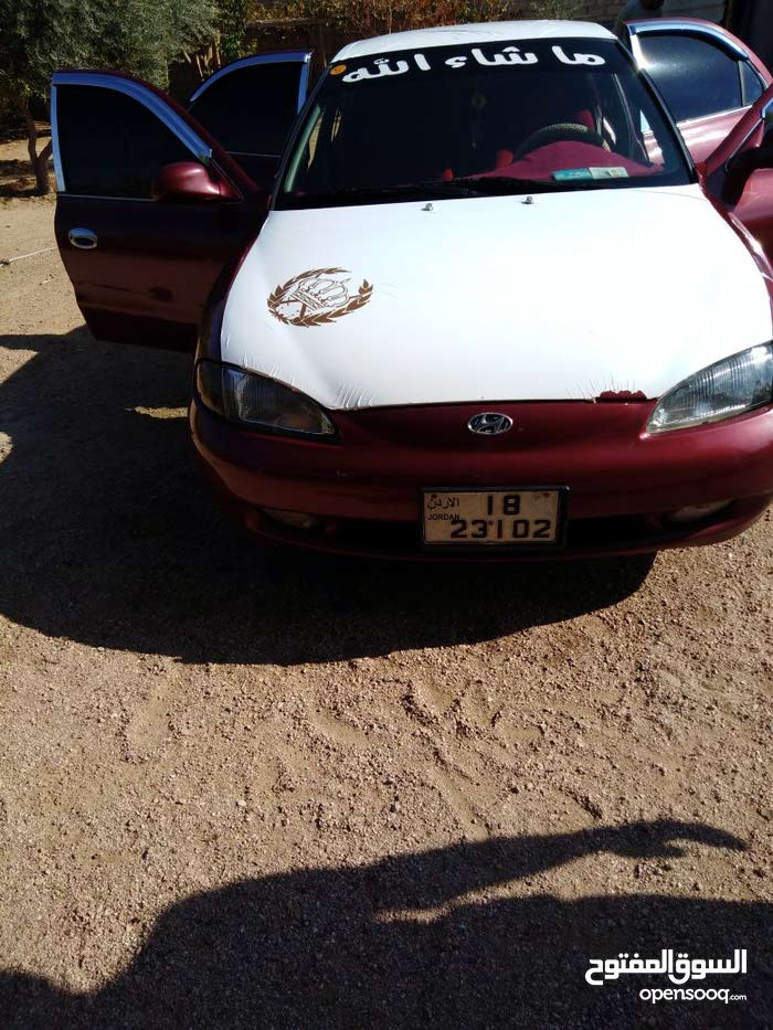 Used condition Hyundai Avante 1995 with 0 km mileage