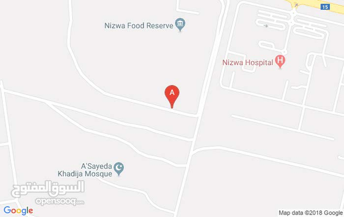 شقق مفروشة في نزوى بالقرب من مستشفى نزوى المرجعي وجامع السلطان قابوس