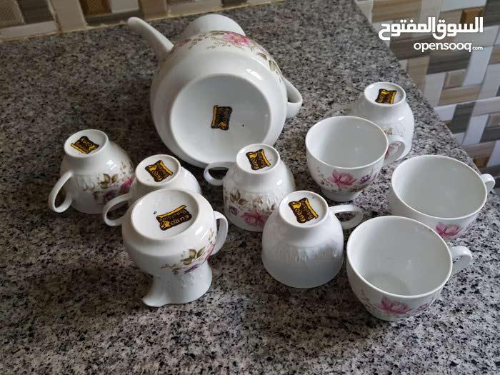 ensemble de tasses a cafee  signier