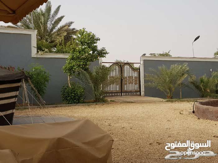 للبيع مزرعه في الرياض