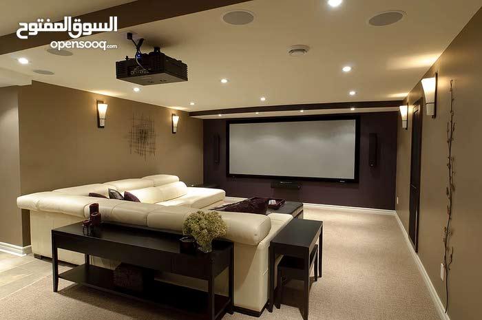 سينما منزليه الكويت تصميم وتركيب