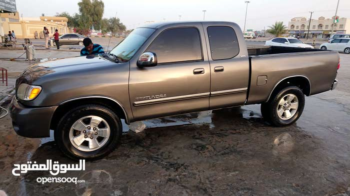 2003 Toyota Tundra for sale in Fujairah