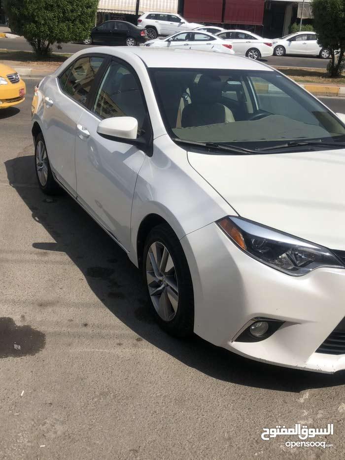 Gasoline Fuel/Power   Toyota 4Runner 2014