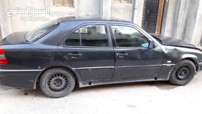 Gasoline Fuel/Power   Mercedes Benz C 200 1987