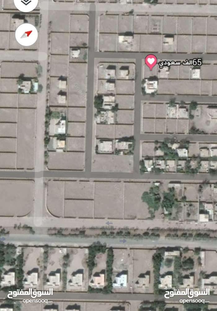 ارضية ركنية في المدينة الخضراء ركنية بحي سكني راقي  المرحلة الاولى
