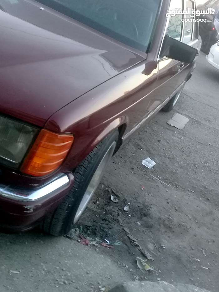 Used Mercedes Benz C 280 in Amman