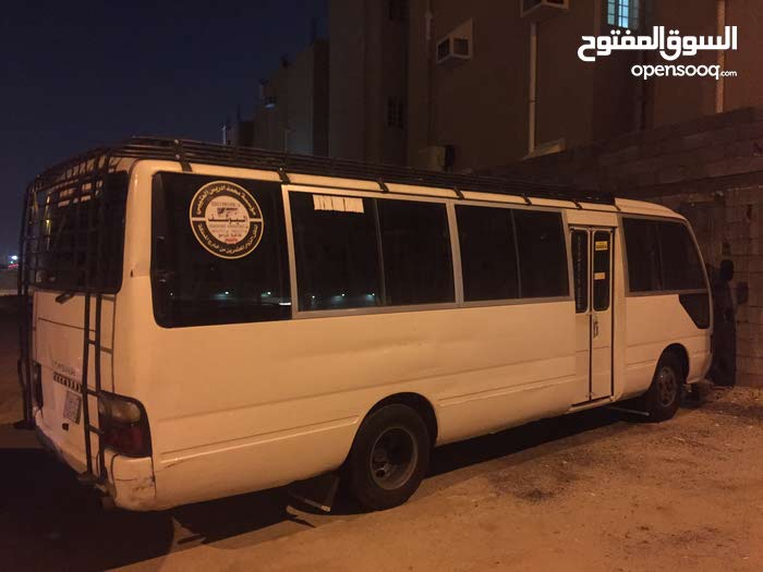Available for rent! Toyota Coaster 2007