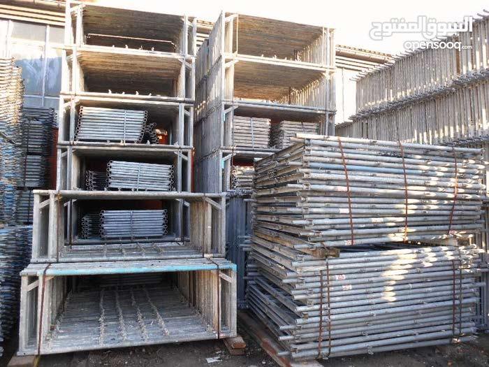 Frame Scaffolding Huennebeck – 5000 sq m