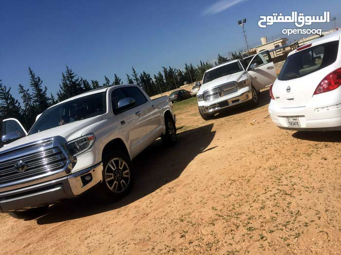 New 2019 Tundra for sale