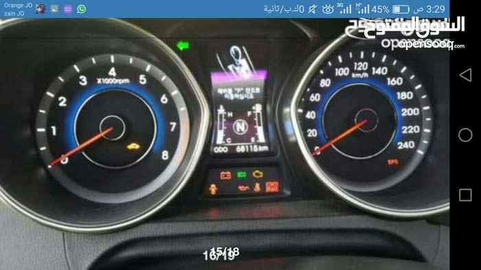 Automatic Hyundai Avante 2011
