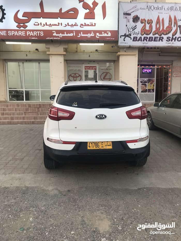 كيا سبورتاج للبيع kia sportage for sale